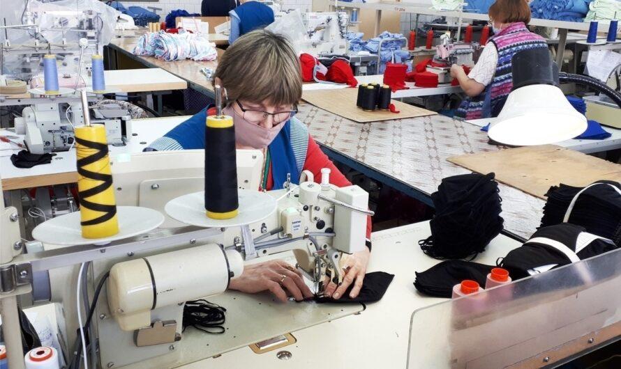 Швейная фабрика из Чувашии автоматизирует производственные процессы при господдержке