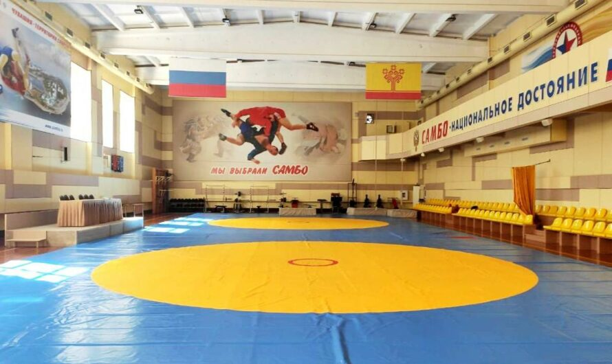 Республиканская Спортивная школа олимпийского резерва № 10 получила федеральные субсидии на новое спортивное оборудование