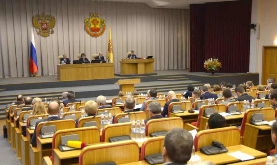 На выборах в Госсовет Чувашии из 22 одномандатных округов «Единая Россия» взяла двадцать