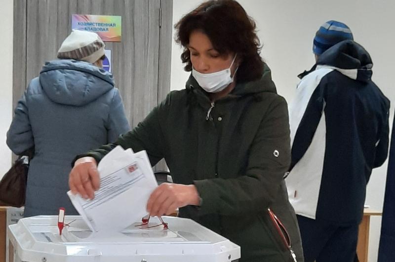 Выборы в Вурнарском районе прошли в спокойной обстановке