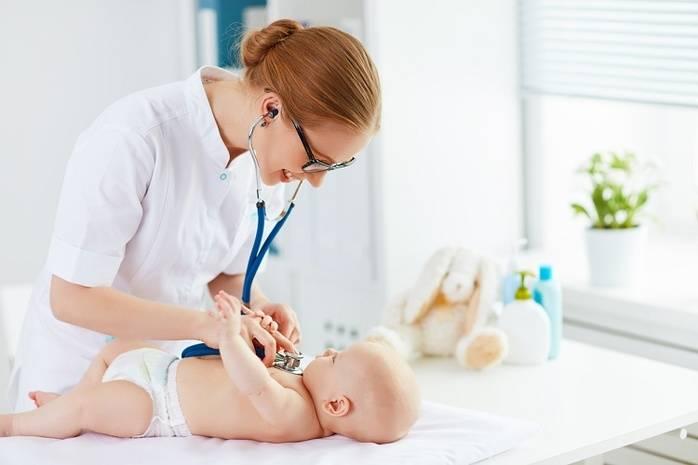 В Вурнарском районе комплексный медицинский осмотр прошли 154 новорожденных
