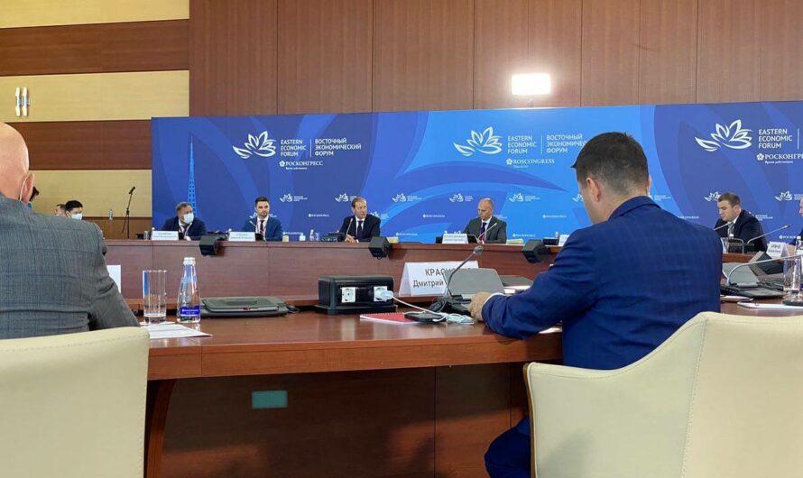 Вице-премьер Дмитрий Краснов рассказал об итогах своего участия в Восточном экономическом форуме
