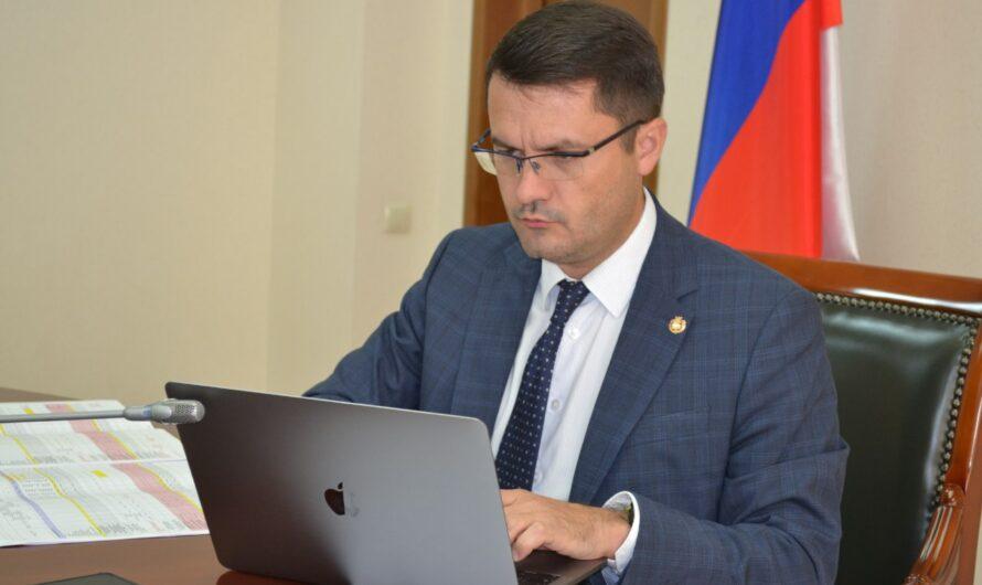 Дмитрий Краснов: цифровая трансформация повышает эффективность экономики