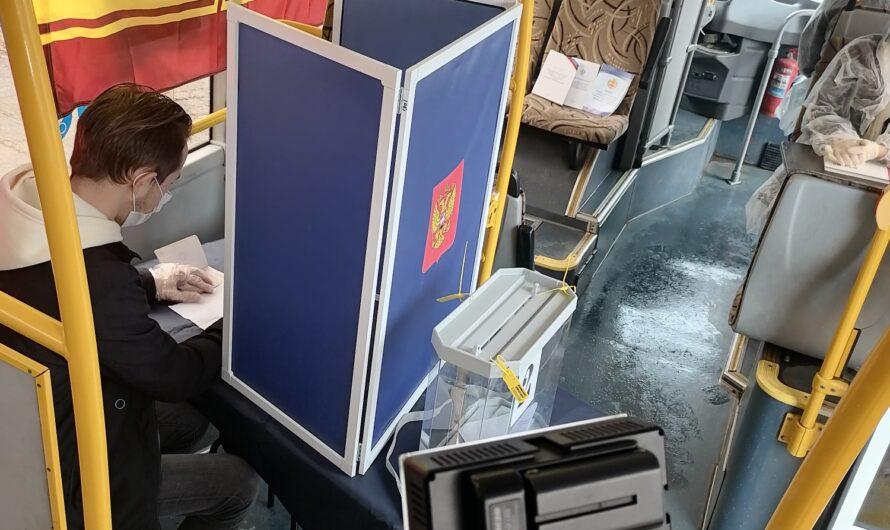 На выборах в Чувашии впервые будут использовать «избиркомы на колесах»