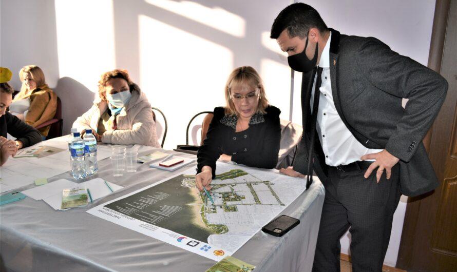 Исторический центр Козловки будет связан единой системой общественных пространств