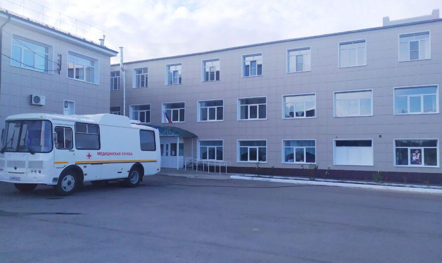 В Яльчикском районе работает передвижной маммограф