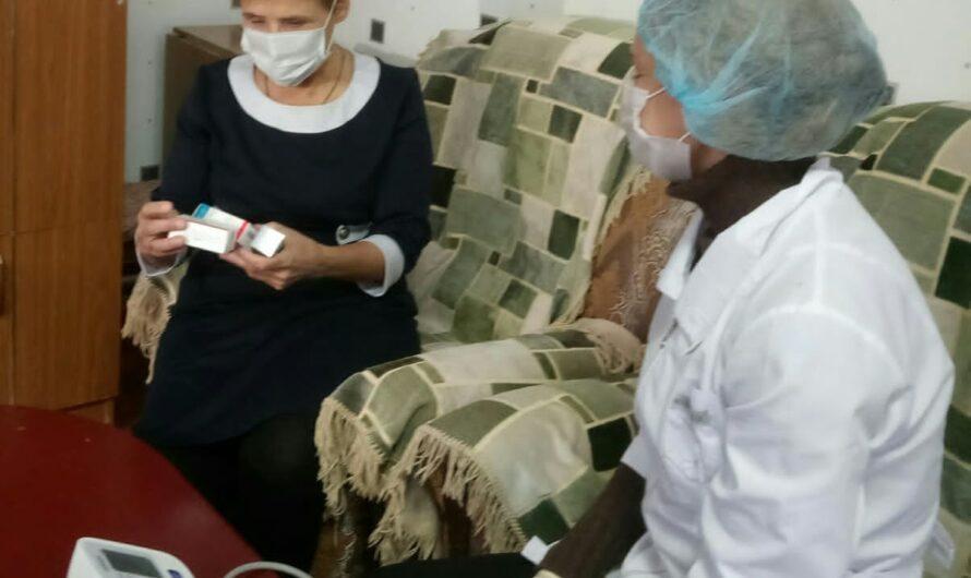 Более 60 жителей Вурнарского района воспользовались новой льготой на бесплатные лекарства