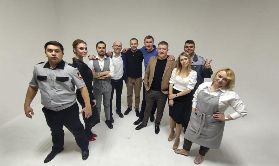 Предприятие «Экра» выпустило первую часть сериала с участием Николая Наумова