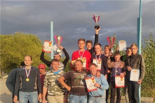 Новочебоксарские авиамоделисты заняли 1 место на Всероссийских соревнованиях