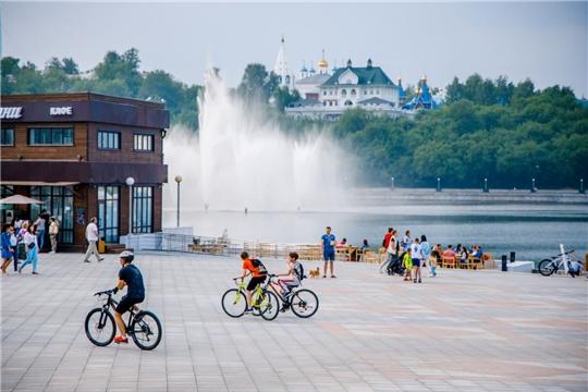 В столице Чувашии разработают концепцию велоинфраструктуры