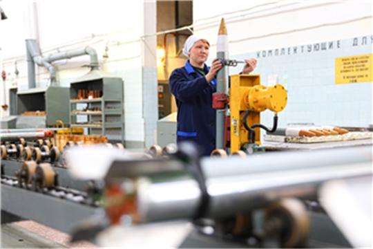 Чувашия увеличит экспорт противоградовых ракет